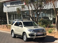 2013 Toyota Fortuner 3.0d-4d Rb At  Gauteng North Riding