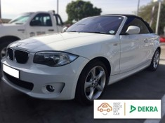 2013 BMW 1 Series 120i Convertible At  Western Cape Goodwood