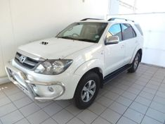 2008 Toyota Fortuner 3.0d-4d Raised Body  Gauteng Pretoria