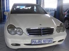 2003 Mercedes-Benz C-Class C 180 Classic At  Gauteng Johannesburg