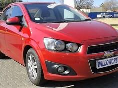 2012 Chevrolet Sonic 1.4 Ls Gauteng Randburg