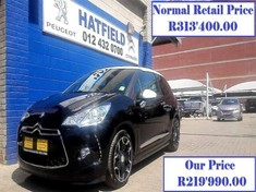 2017 Citroen DS3 1.2 Puretech Style 3-Door 81kW Gauteng Hatfield
