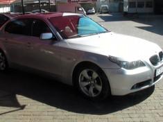 2006 BMW 5 Series 530d At e60  Gauteng Johannesburg
