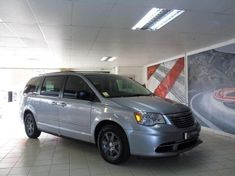 2014 Chrysler Grand Voyager 2.8 Limited At  Kwazulu Natal Pietermaritzburg