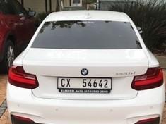 2014 BMW 2 Series 220D M Sport Auto Gauteng Pretoria