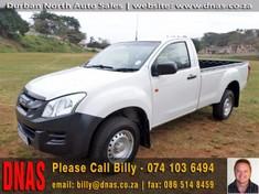 2013 Isuzu KB Series 250 D-TEQ Fleetside Single cab Bakkie Kwazulu Natal Durban North