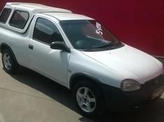 2003 Opel Corsa Utility 1.4 PU SC Gauteng Springs