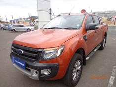2014 Ford Ranger 3.2TDCi Wildtrack Auto Double cab bakkie Kwazulu Natal Pinetown