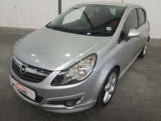 2010 Opel Corsa 1.6 Sport 5dr  Western Cape Cape Town