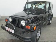 2002 Jeep Wrangler Sahara 4.0  Western Cape Cape Town