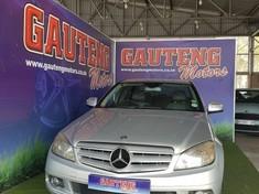 2010 Mercedes-Benz C-Class C200k Avantgarde At  Gauteng Pretoria