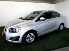 2013 Chevrolet Sonic 1.6 Ls At  Gauteng Randburg