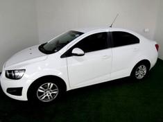 2014 Chevrolet Sonic 1.6 Ls  Western Cape Strand