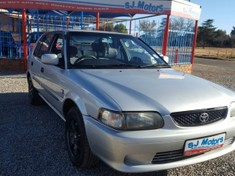 2001 Toyota Tazz 160i Xe  North West Province Orkney