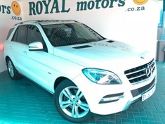 2012 Mercedes-Benz M-Class ML350i Facelift  BE Gauteng Krugersdorp