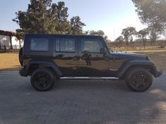 2008 Jeep Wrangler 2.8 Crd Unltd Sahara  Gauteng Vanderbijlpark