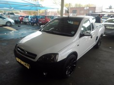 2008 Opel Corsa Utility 1.4 AC PU SC Gauteng Johannesburg