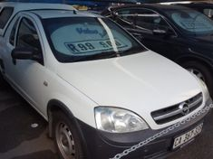 2007 Opel Corsa Utility 1.7 Dti Pu Sc Western Cape Kraaifontein