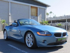 2004 BMW Z4 Roadster 2.5i At  Western Cape Cape Town