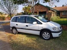 2003 Opel Zafira 1.8i Cd  Gauteng Pretoria