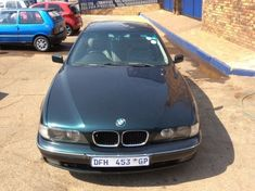 1997 BMW 5 Series 528i At e39 Gauteng Roodepoort