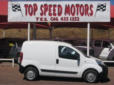 2014 Fiat Fiorino 1.4 Fc Pv  Gauteng Vereeniging