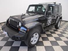 2008 Jeep Wrangler 2.8 Crd Unltd Sahar At  Gauteng Pretoria