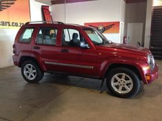 2007 Jeep Cherokee 3.7 Limited At  Western Cape Paarden Island