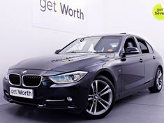 2012 BMW 3 Series 320d M Sport Line At f30 Western Cape Milnerton