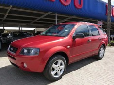 2007 Ford Territory 4.0i Tx At  North West Province Klerksdorp
