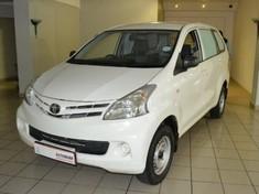 2014 Toyota Avanza 1.3 S Fc Pv  Western Cape Tygervalley