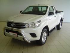 2017 Toyota Hilux 2.4 GD-6 RB SRX Single Cab Bakkie Western Cape Kuils River