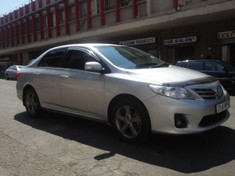 2011 Toyota Corolla 2.0 sprinter leather interior 2011 model Gauteng Johannesburg