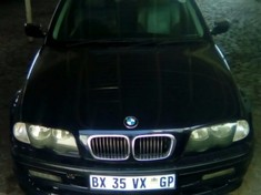 2000 BMW 3 Series 320i Exclusive At e46 Gauteng North Riding