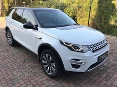 2017 Land Rover Discovery Sport 2.0i4 D HSE LUX Mpumalanga