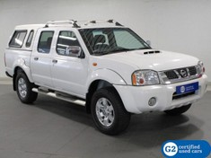 2013 Nissan NP300 Np300 2.5 Tdi Hirider Pu Dc k24k33  Kwazulu Natal Pinetown