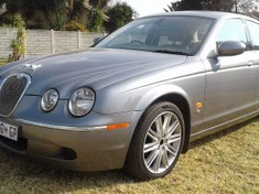 2007 Jaguar S-Type 3.0 V6 Se At  Gauteng Edenvale