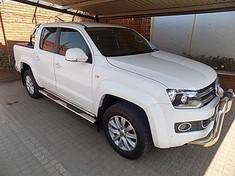 2015 Volkswagen Amarok 2.0 BiTDi Highline 132KW 4MOT Auto Double cab bakk Gauteng Pretoria