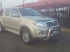 2014 Toyota Hilux 3.0de 4x4 Pu Dc Gauteng Johannesburg