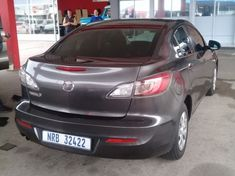 2014 Mazda 3 1.6 Original  Western Cape Goodwood