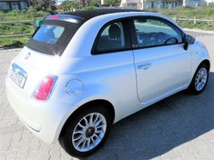 2014 Fiat 500 1.2 Cabriolet  Western Cape Cape Town