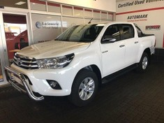 2017 Toyota Hilux 2.8 GD-6 RB Raider Double Cab Bakkie Auto Mpumalanga Emalahleni