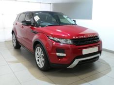 2013 Land Rover Evoque 2.2 Sd4 Dynamic Coupe  Kwazulu Natal Durban