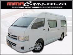 2011 Toyota Quantum AMBULANCE Kwazulu Natal Pinetown