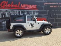 2008 Jeep Wrangler 3.8 Rubicon 2dr  Gauteng Four Ways