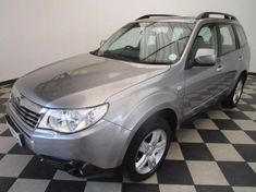2011 Subaru Forester 2.5 Xs Premium At  Gauteng Pretoria