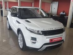 2012 Land Rover Evoque 2.0 Si4 Dynamic Coupe  Gauteng Alberton