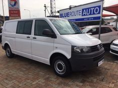 2012 Volkswagen Transporter T5 Cbus 2.0 Tdi 75kw Lwb  Fc Pv Western Cape Cape Town