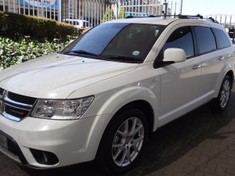 2012 Dodge Journey 3.6 V6 Rt At  Gauteng Pretoria