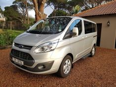 2017 Ford Tourneo Custom LTD 2.2TDCi SWB 114KW Gauteng Pretoria